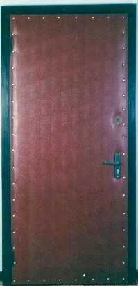 двери стальные огнеупорные сергиев посад